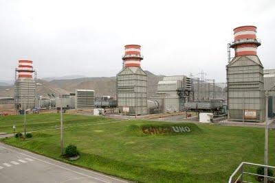 La Central Térmica de Chilca entrará en operación a mediados del presente año