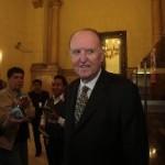 presidente de Hunt Oil del Perú