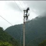 electrificacion en la selva