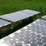 generación de energía solar
