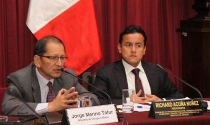 Ley de masificación del gas natural no reemplaza al Gasoducto Andino del Sur