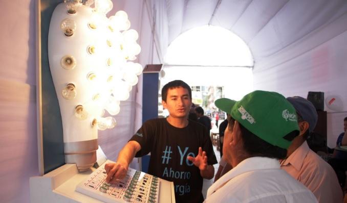 MEM promoverá uso eficiente de la electricidad en la ciudad de Arequipa