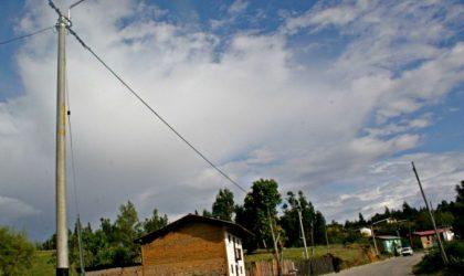 Zonas afectadas por heladas y friaje son electrificadas por MEM