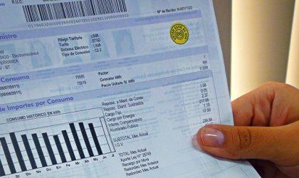 Se publica reglamento para devolver pagos de GSP a través del recibo de luz