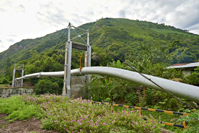 Petroperú realiza trabajos para neutralizar desborde de crudo en Oleoducto Nor Peruano