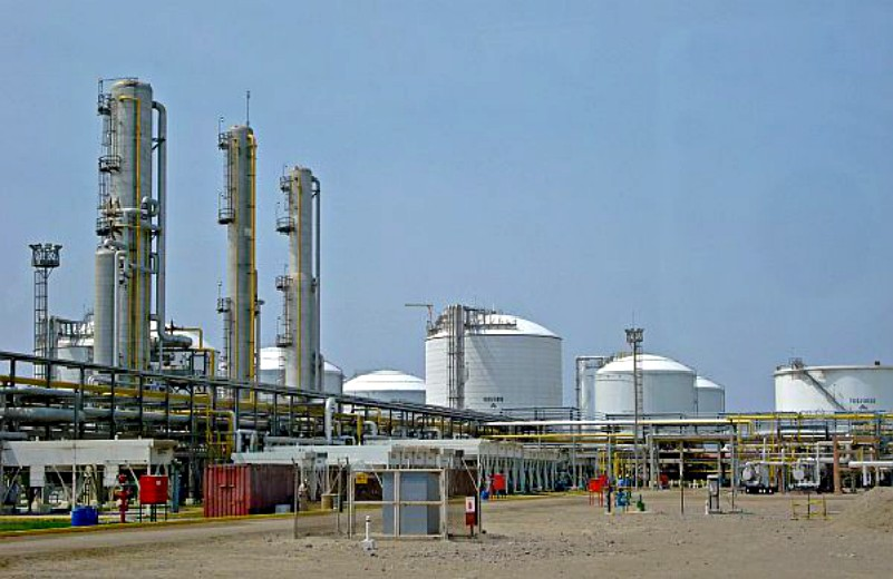 Producción de líquidos de gas natural genera crecimiento de 1,5 % de enero a mayo