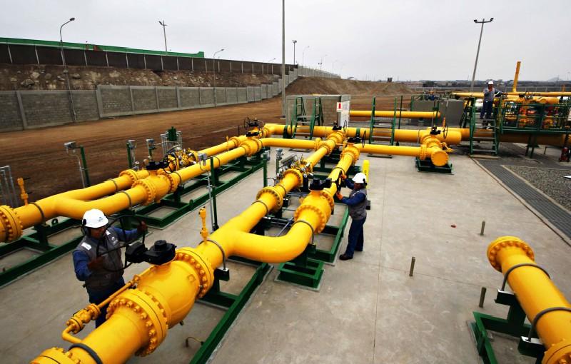 Proyecto de distribución de gas natural en Cajamarca presenta avance del 94%