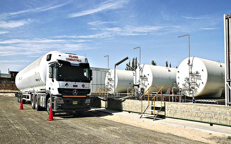 Gas natural para todo el Perú