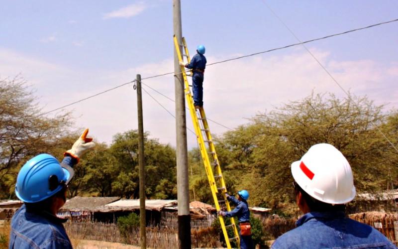 Electro Oriente recibe S/1.2 millones para el nuevo proyecto de electrificación rural en el departamento de Cajamarca