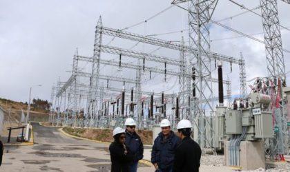 MEM: Se beneficiarán 6 regiones por concesión para dos líneas de transmisión