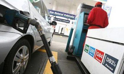 Osinergmin: Se registra reducción de precios de combustible a nivel mayorista