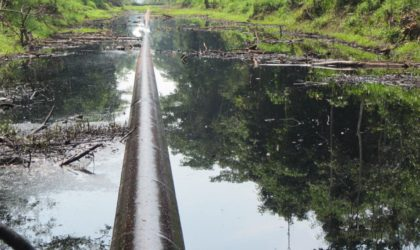 Osinergmin: Supervisa derrame de petróleo en Oleoducto Nor Peruano