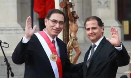 Francisco Ìsmodes,el nuevo Ministro de Energía y Minas