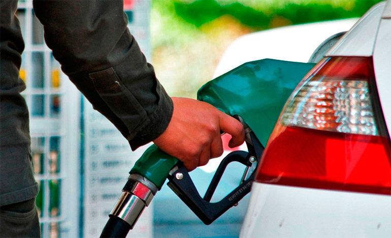Precios de combustibles de referencia bajan hasta en 4.97% por galón