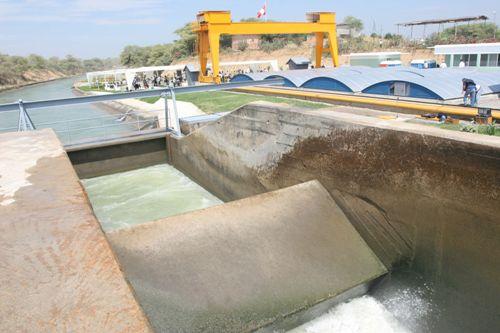 Se suscribe contrato para ejecución de las centrales hidroeléctricas Lluta y Lluclla