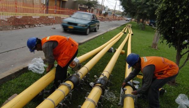 Se beneficiarán 23.000 familias de los distritos de Mi Perú y Ventanilla por gas natural