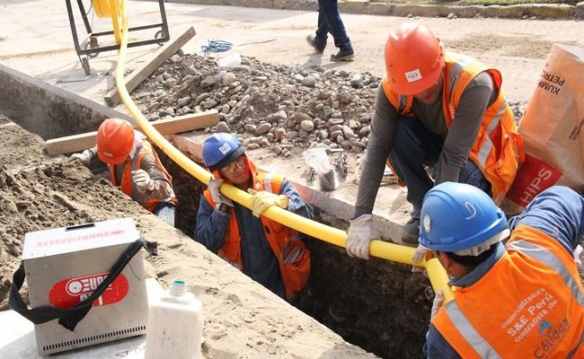 SNMPE: 1.3 millones de conexiones de gas natural en beneficio de cuatro millones de peruanos