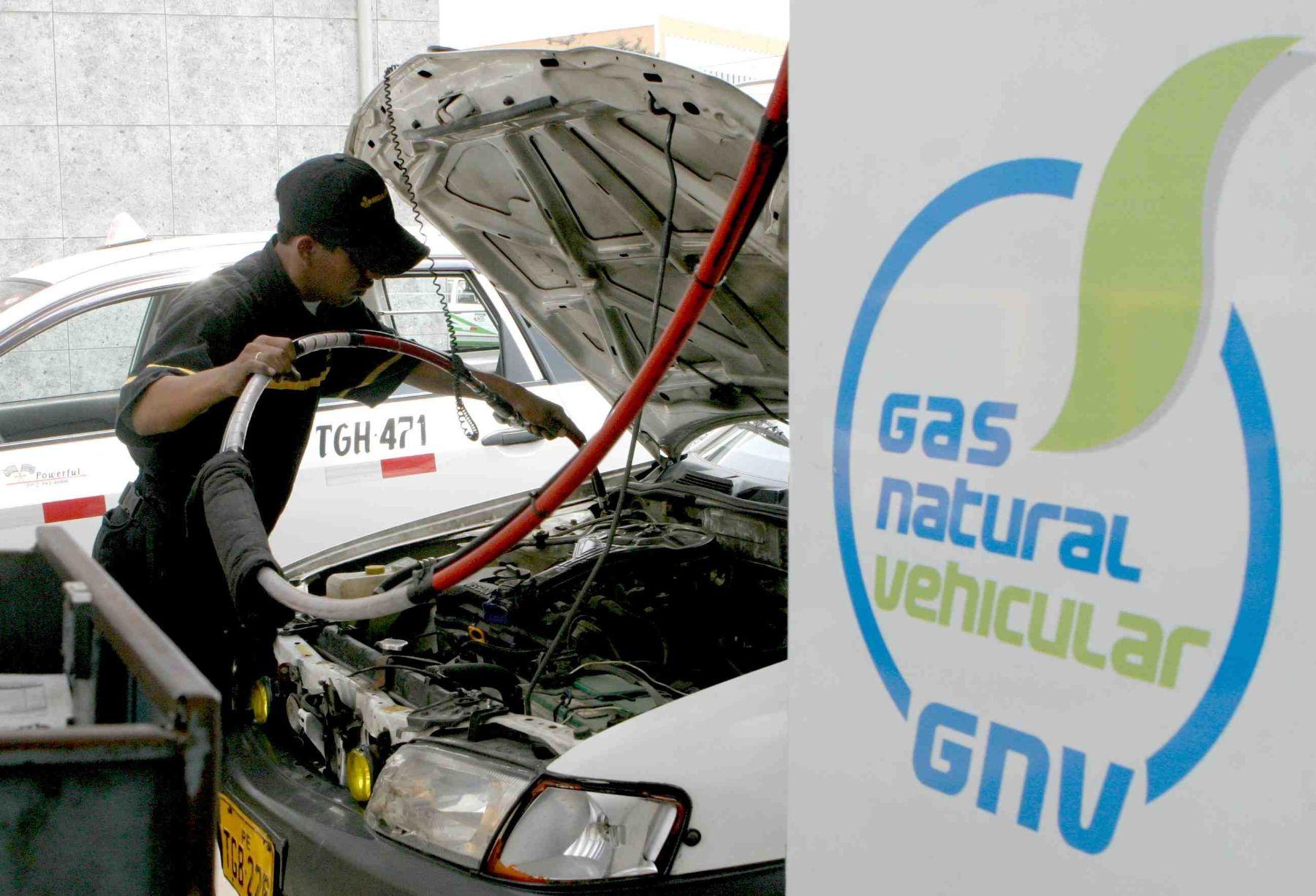 MEM señala que se tomarán medidas para el suministro de GNV no se vea afectado