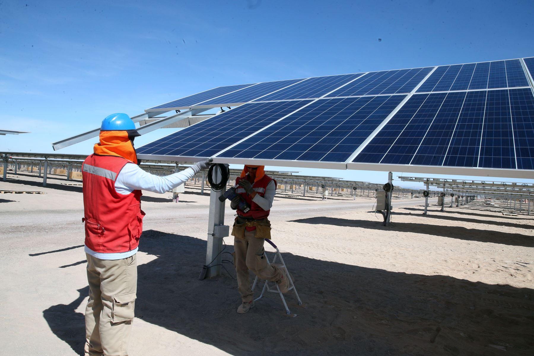 Perú es el quinto país más atractivo de Latinoamérica en energías renovables