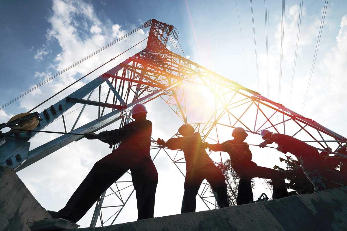 Interconexiones internacionales, redes de energía eléctrica que conectan naciones