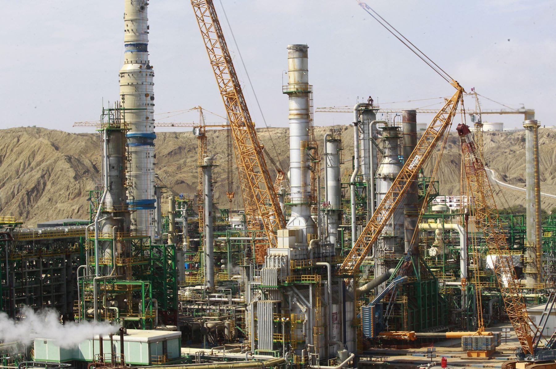 La producción de petróleo cayó en 20% según la Sociedad Peruana de Hidrocarburos