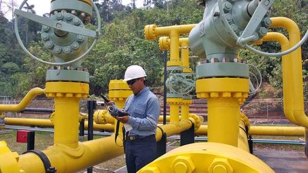 El gas natural pasó del 3% al 22% de la matriz energética