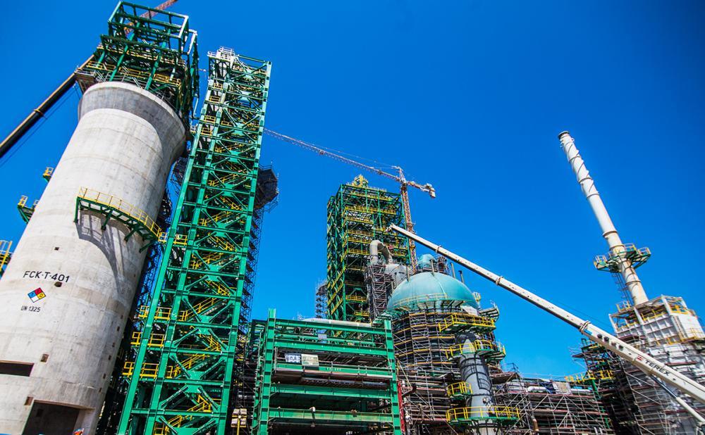 Refinería de Talara: Minem afirma avance físico del proyecto de 78%