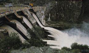 Riesgos en los embalses de la central hidroeléctrica del Mantaro