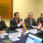 Ejecutivos de Ecopetrol y KNOC de Corea