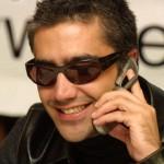 hablando celular