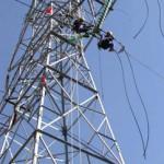 transmisión eléctrica