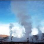exploración geotérmica