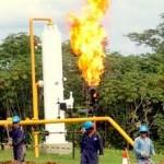 exploración petrolera