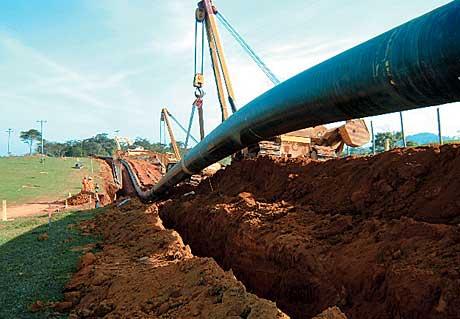 Odebrecht interésado en el proyecto del Gasoducto Sur Peruano