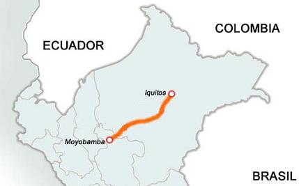Concesión de línea de transmisión Moyobamba – Iquitos