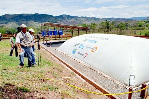 Tarapoto cuenta con una planta de generación eléctrica a partir del biogás
