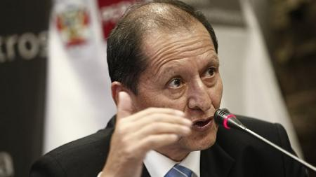 Ministro Merino: El polo petroquimico es un proyecto para todos los peruanos