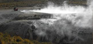 Hot Rock Perú explorará recursos geotérmicos en Ayacucho