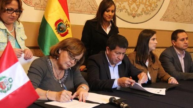 Perú y Bolivia conforman Comité Binacional de Hidrocarburos y Energía