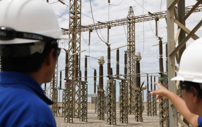 Producción de electricidad creció 10.66% en cuarto mes del año