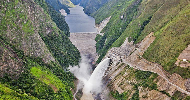 Perú tiene una importante generación de electricidad