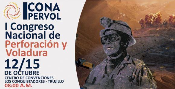 Se realizará el primer Congreso Nacional de Perforación y Voladura en Trujillo