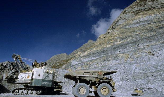 Crece la producción de cobre en el Perú