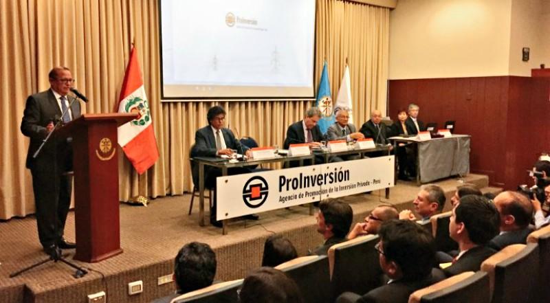"""Terna Plus: Ganador de licitación de """"línea de transmisión Aguaytía-Pucallpa 138 Kv"""""""