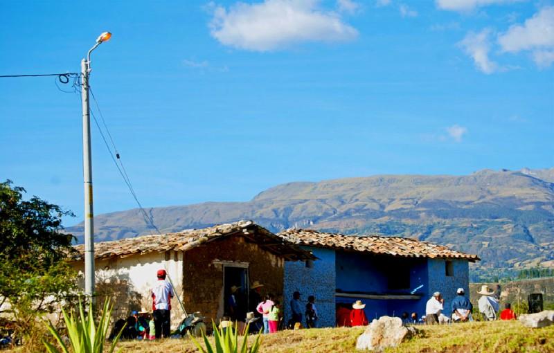 Obras de electrificación rural beneficiarán a más de 15,000 pobladores en Cajamarca