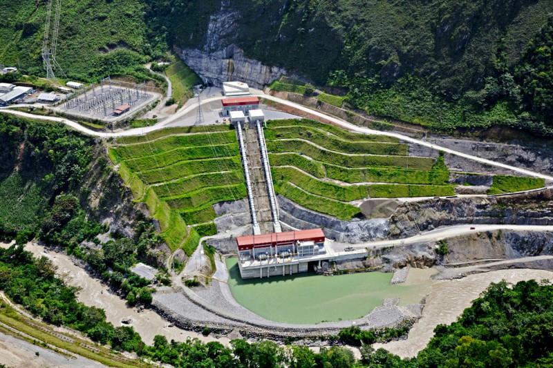 Odebrecht Latinvest firma acuerdo para venta de Hidroeléctrica de Chaglla
