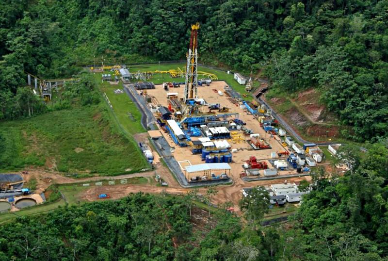 Osinergmin supervisa derrame de petróleo en Lote 192