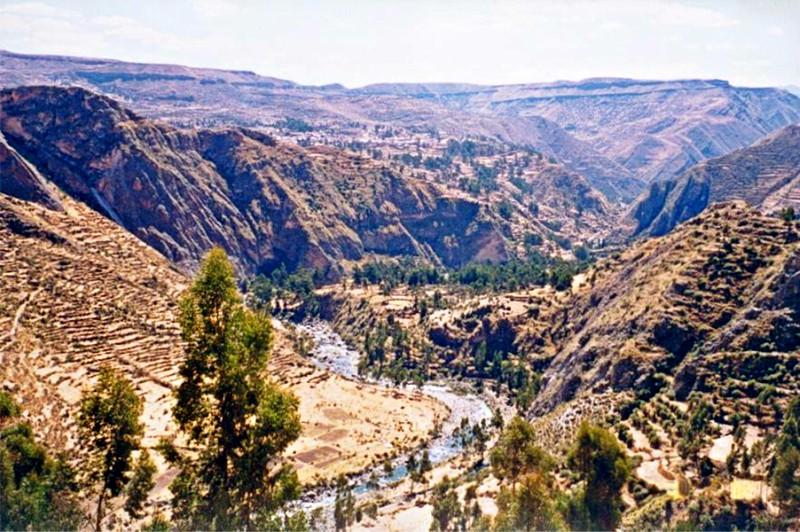 Grupo Fuerza Popular presenta propuesta para declarar de interés nacional proyecto hidroenergético Pampas Verdes