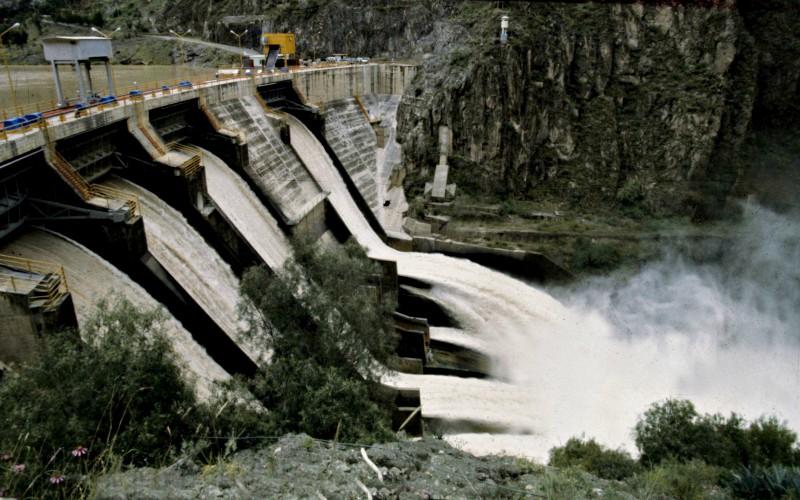 Producción de las centrales hidroeléctricas incrementó en un 21% en el 2017