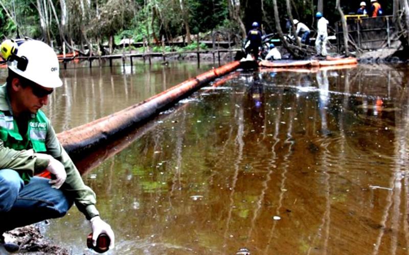 Petroperú está trabajando en restauración por daños al Oleoducto en Loreto